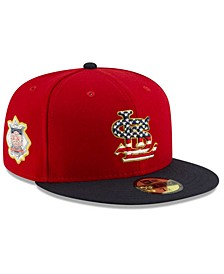 Boys' St. Louis Cardinals Stars and Stripes 59FIFTY Cap