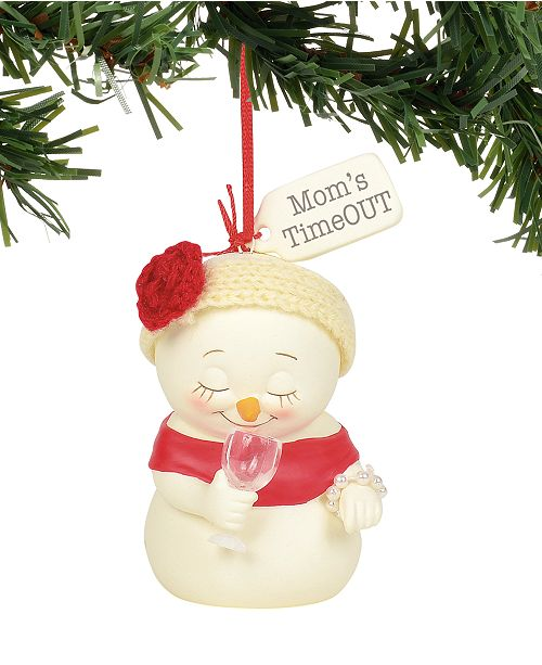 Department 56 Snowpinions Mom's Timeout Ornament