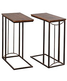 Jayce Side Table, Quick Ship (Set of 2)