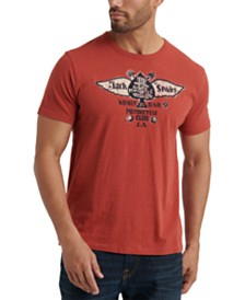 Lucky Brand Men's Jack Of Spades Graphic T-Shirt