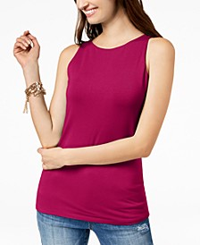 INC Boat-Neck Tank Top, Created for Macy's