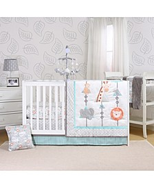 Safari Adventure Nursery Collection