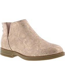 Little & Big Girls Wild Esma Bootie