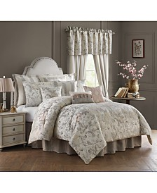 Rose Tree Sienna 4 piece Queen Comforter