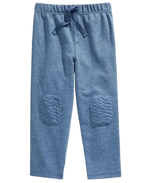 First Impressions Toddler Boys Knee-Patch Pants, Created for Macy's