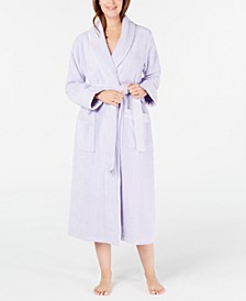 Turkish Cotton Luxe Terrycloth Robe, Created for Macy's