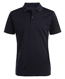 Nautica School Uniform Performance Polo, Big Boys