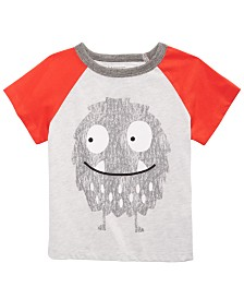 First Impressions Toddler Boys Monster T-Shirt, Created for Macy's