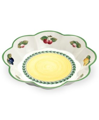 Exceptional Villeroy U0026 Boch Dinnerware, French Garden Charm Large Bowl   Dinnerware    Dining U0026 Entertaining   Macyu0027s