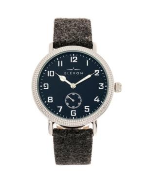 Men's Northrop Genuine Leather Strap Watch 42mm