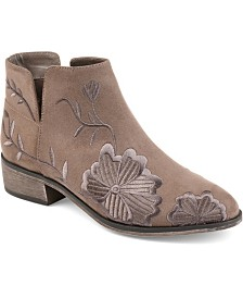 Journee Collection Women's Tabitha Bootie