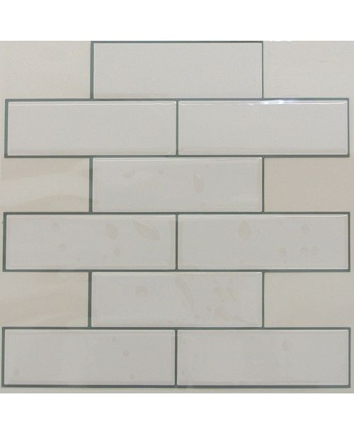 Sticktiles Classic Subway 4 Pack