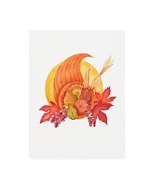 """Deborah Kopka Give Thanks Canvas Art - 27"""" x 33.5"""""""