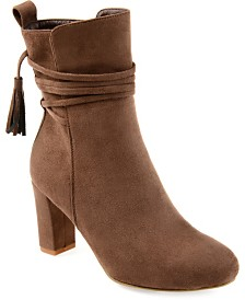 Journee Collection Women's Zuri Bootie