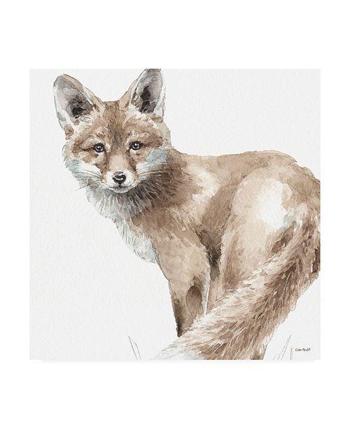 "Trademark Global Lisa Audit Forest Friends V Canvas Art - 36.5"" x 48"""