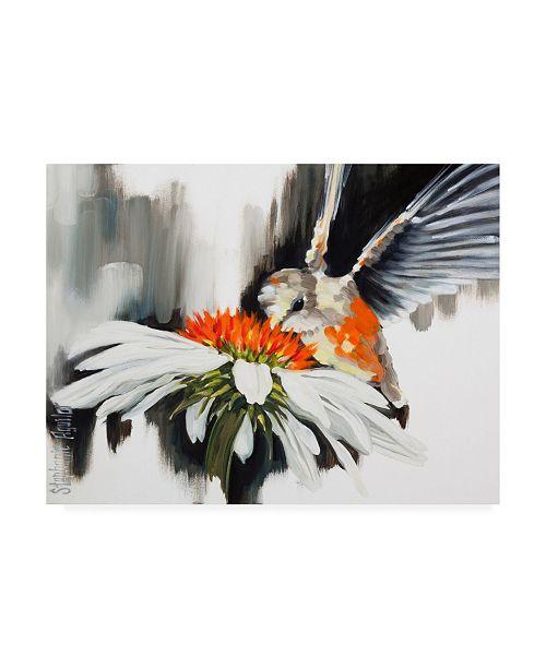 """Trademark Global Stephanie Aguila Fire Fly Canvas Art - 27"""" x 33.5"""""""