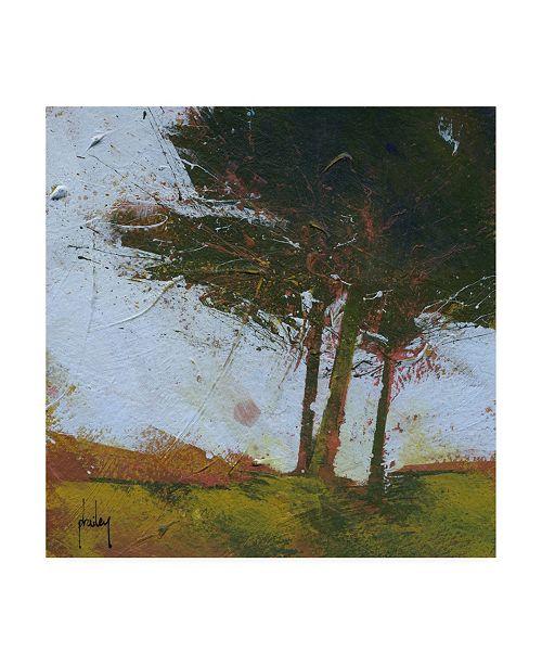 "Trademark Global Paul Baile Tair Coeden Canvas Art - 15.5"" x 21"""