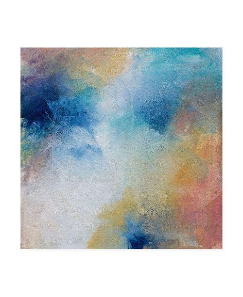 """Trademark Global Karen Hal Midsummer Canvas Art - 15.5"""" x 21"""""""