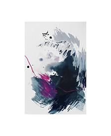 "Ying Gu Spell and Gaze No. 1 Canvas Art - 15.5"" x 21"""