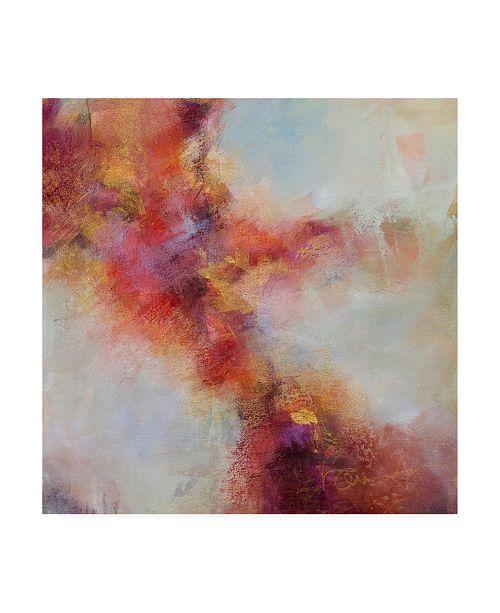 "Trademark Global Karen Hal Spark of Dreams Canvas Art - 19.5"" x 26"""