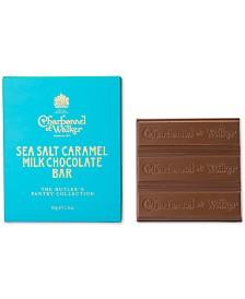 Charbonnel et Walker Butler's Pantry Milk Chocolate Sea Salt Caramel Bar