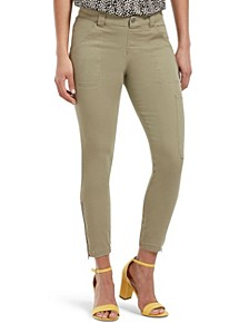 Women's 3 Pocket Cargo Twill Skimmer
