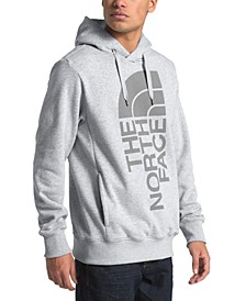 Men's Trivert Patch Logo Graphic Hoodie