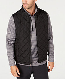 Hawke & Co. Outfitter Men's Quilted Vest, Created for Macy's