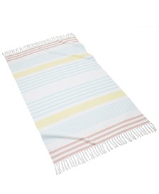 Cassadecor Maui Turkish Cotton Beach Towel