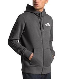 The North Face Men's Brand Proud Graphic Full Zip Hoodie