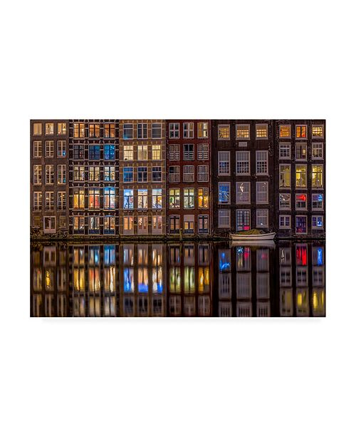 "Trademark Global Peter Bijsterveld Windows Browser Canvas Art - 37"" x 49"""