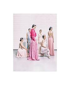"Hfmsantos Make Me a Wish Dresses Canvas Art - 37"" x 49"""