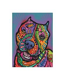 "Dean Russo Noel Stencil Canvas Art - 37"" x 49"""