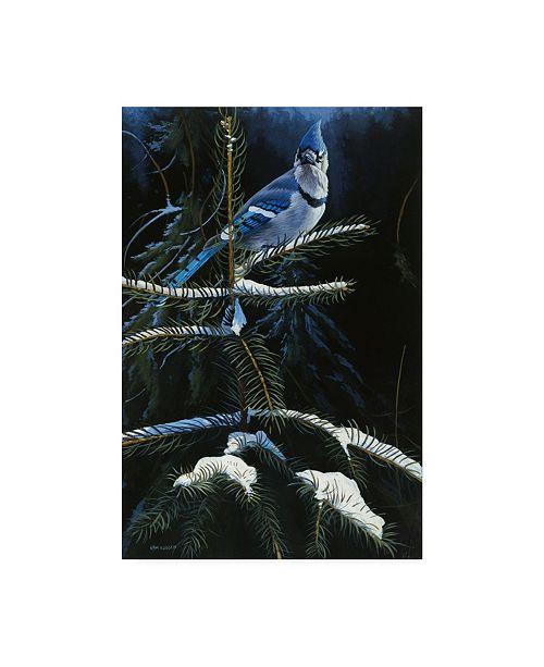 """Trademark Global Michael Budden Royal Dress Canvas Art - 37"""" x 49"""""""