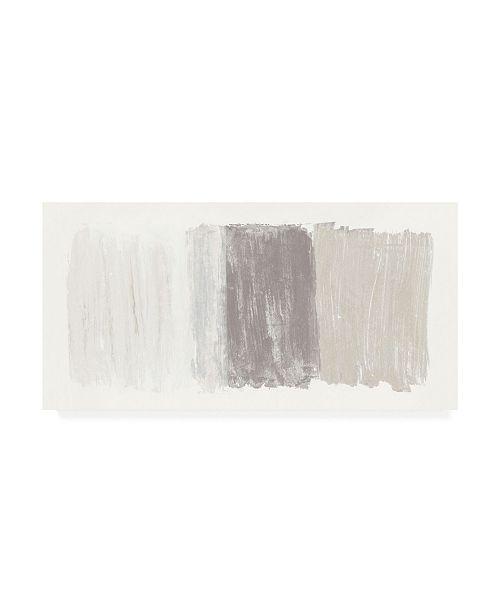 """Trademark Global Piper Rhue Horizon Neutral Canvas Art - 20"""" x 25"""""""