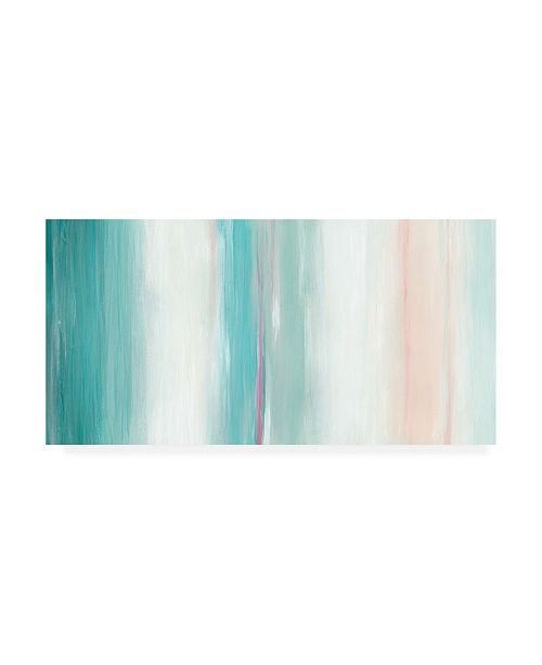 "Trademark Global June Erica Vess Seafoam Spectrum I Canvas Art - 20"" x 25"""