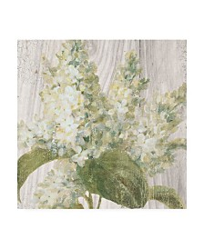 "Danhui Nai Scented Cottage Florals II Canvas Art - 15.5"" x 21"""