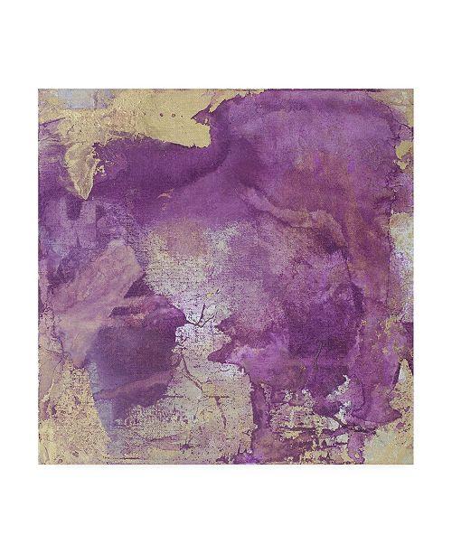 "Trademark Global Julia Contacessi Winters Garden I Canvas Art - 15.5"" x 21"""