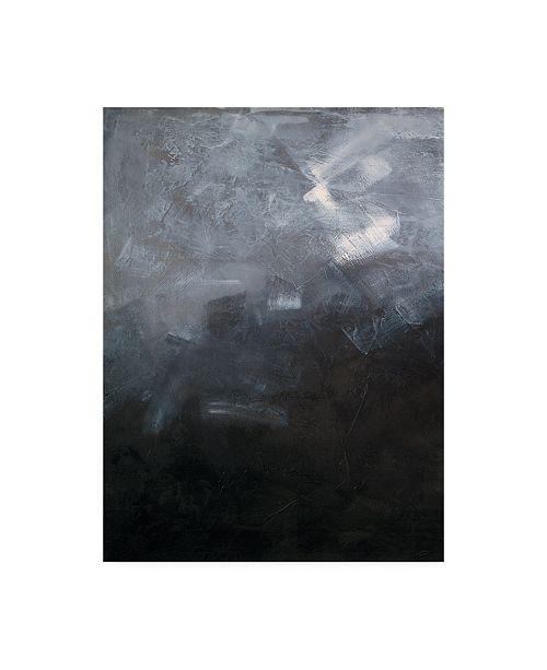 "Trademark Global Teodora Guererra Industrial Contour I Canvas Art - 15.5"" x 21"""