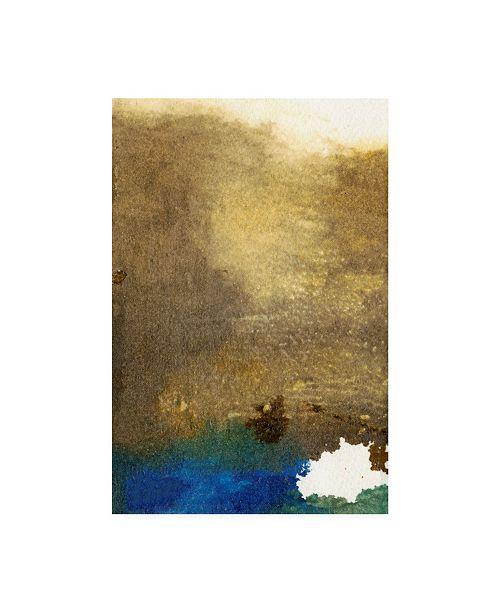 "Trademark Global Joyce Combs Abstract Canvas Art - 27"" x 33.5"""