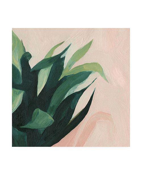 "Trademark Global Emma Scarvey Chinese Cutlass I Canvas Art - 15.5"" x 21"""