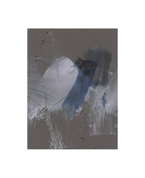 "Trademark Global Jennifer Goldberger Matrix Pathways III Canvas Art - 27"" x 33.5"""
