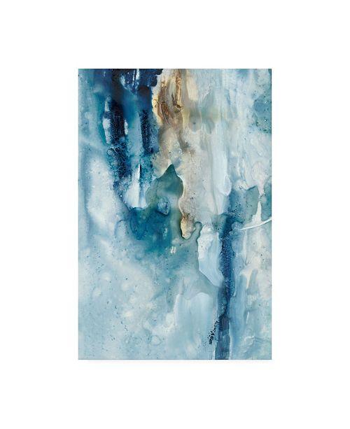 """Trademark Global Joyce Combs Peaceful Calm III Canvas Art - 15.5"""" x 21"""""""