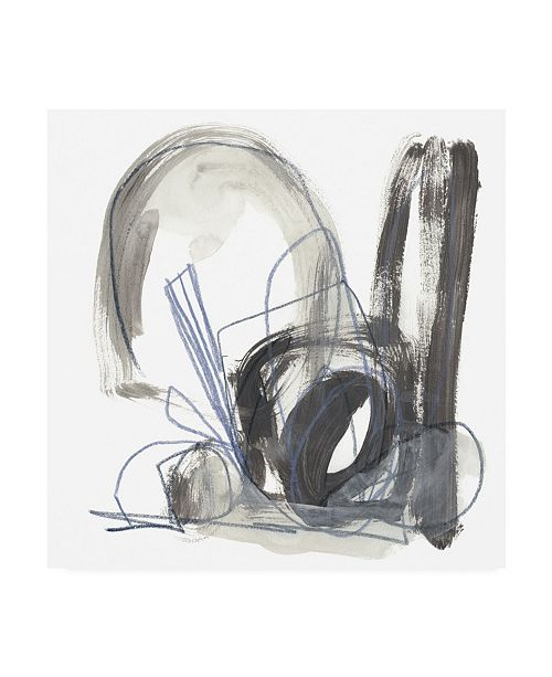 "Trademark Global June Erica Vess Insho VII Canvas Art - 19.5"" x 26"""