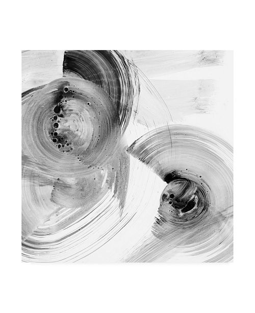 "Trademark Global Ethan Harper Reverse Ripple Effect II Canvas Art - 15.5"" x 21"""