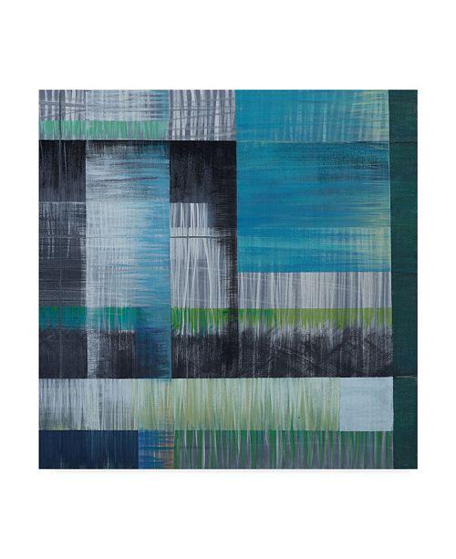 "Trademark Global Julie Joy Vibrations II Canvas Art - 15"" x 20"""