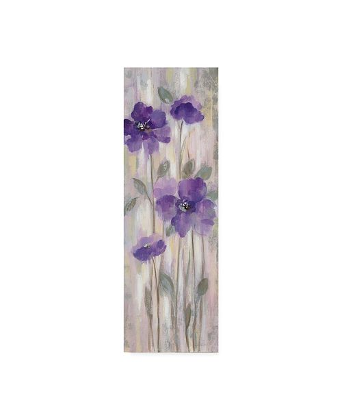 "Trademark Global Silvia Vassileva Spring Florals I Canvas Art - 20"" x 25"""