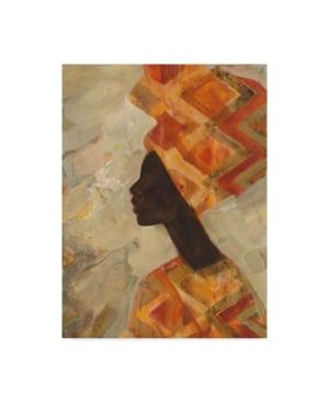 "Albena Hristova African Beauty Ii Canvas Art - 37"" x 49"""