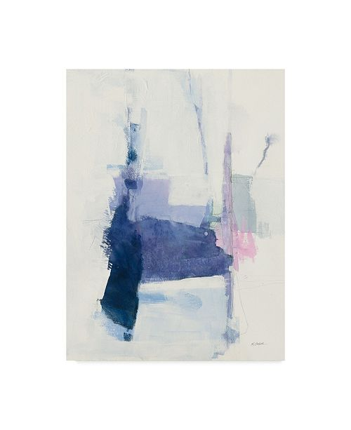 """Trademark Global Mike Schick Interlude Abstract Canvas Art - 37"""" x 49"""""""