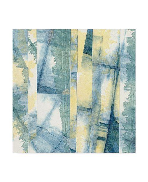 "Trademark Global Renee W. Stramel Down East I Canvas Art - 15"" x 20"""